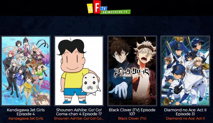 watch anime online
