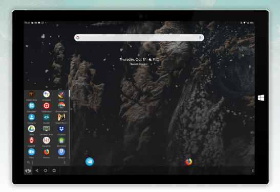 Bliss OS Android Emulator
