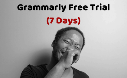 Grammarly Free Trial (7 Days)