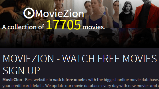 Free streaming sites like coke and popcorn