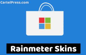 Rainmeter Skins