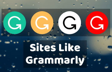 Sites Like Grammarly