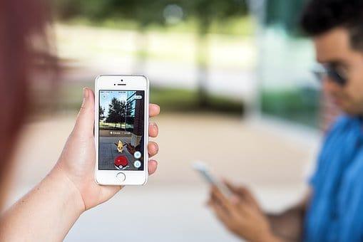 Pokémon Go for iPhone