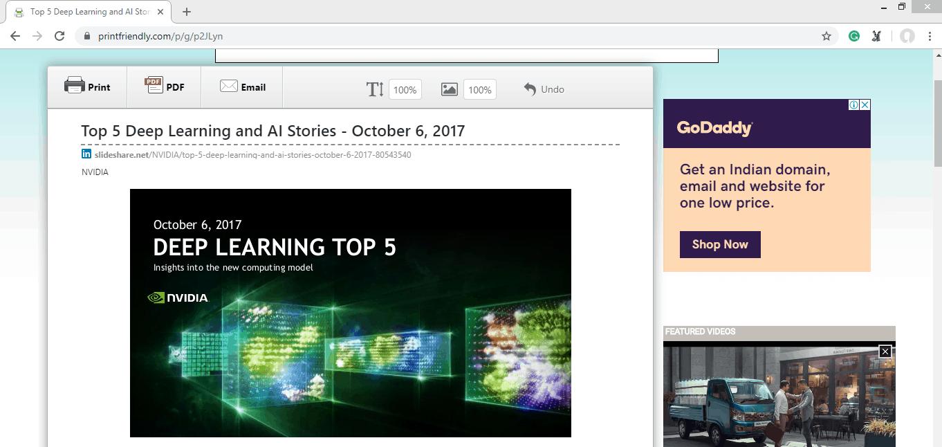 Deslide Remove Slideshow From A Website