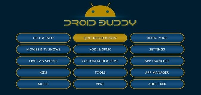 Droid Buddy 2
