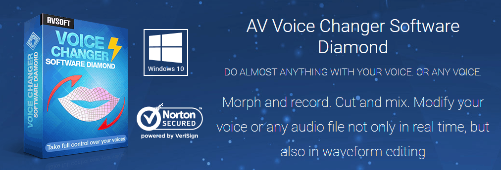 AV Voice Changer For Discord Apps