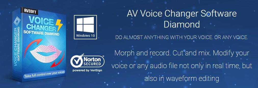 AV Voice Changer For Discord Apps