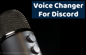 Voice Changer For Discord Apps