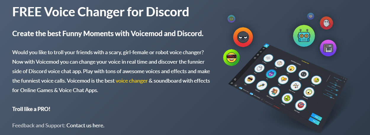 best voice changer for discord apps
