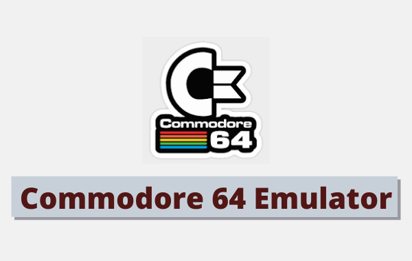Commodore 64 Emulator