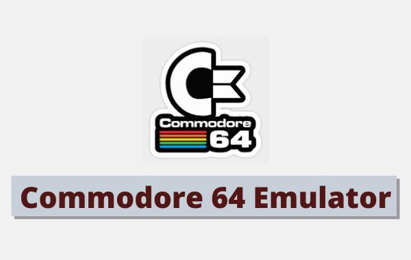 Commodore 64 Emulator