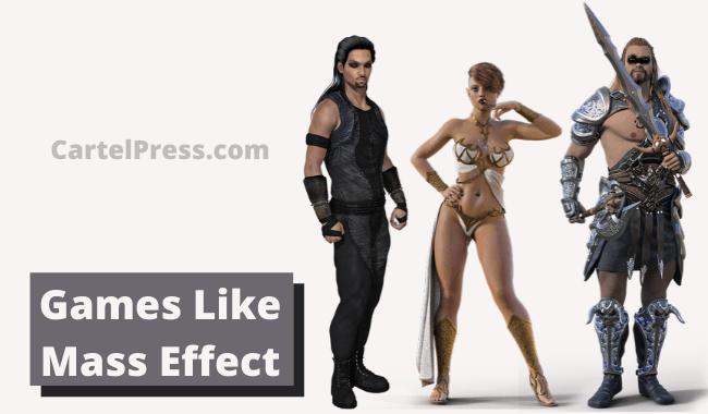 Games Like Mass Effect