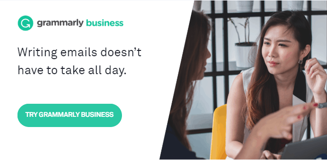 Grammarly Business