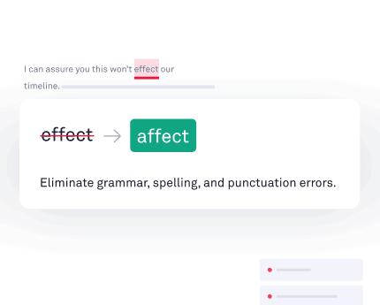 grammarly spell check