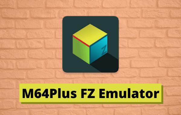 M64Plus FZ Emulator