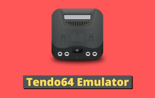 Tendo64 Emulator