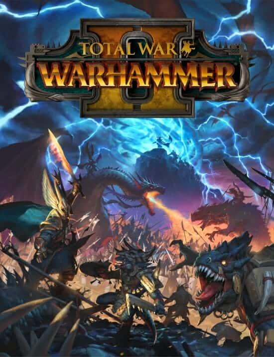 Warhammer 2 Total War Game