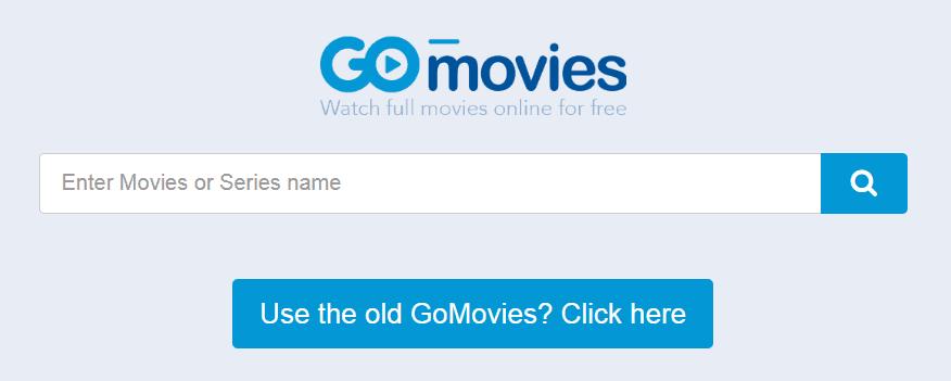 GoMovies - Sites Like Afdah.TV