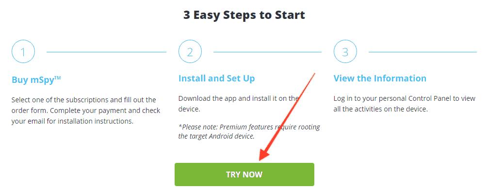 how to use mSpy?