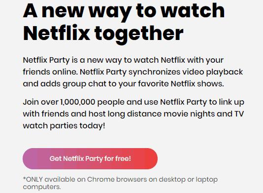NetflixParty