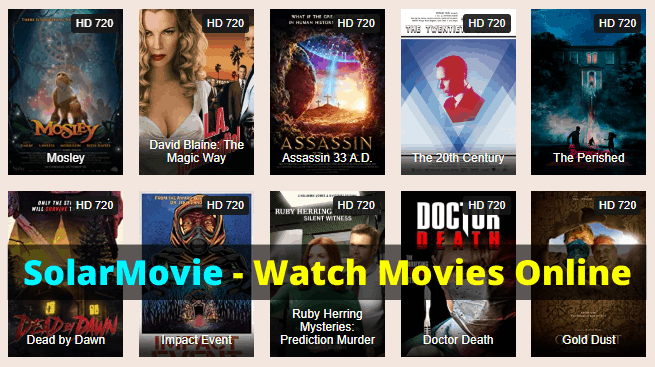 SolarMovie - Watch Movies Online