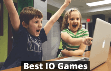 Best IO Games