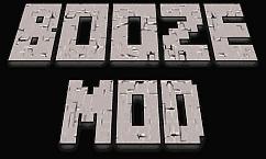 Booze Minecraft Mod