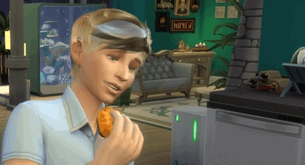 faster eating and drinking sims 4 mods