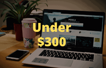 15 Best Laptops Under $300 Budget (The Buyer's Guide) 2020
