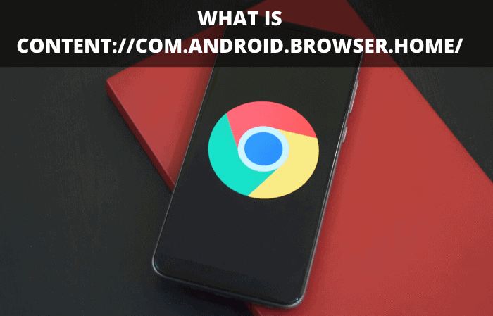 Content://com.android.browser.home/ – What this link is for?
