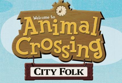 Wii Games Animal Crossing: City Folk