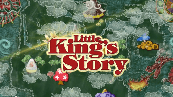 Little King's Story Wii Game