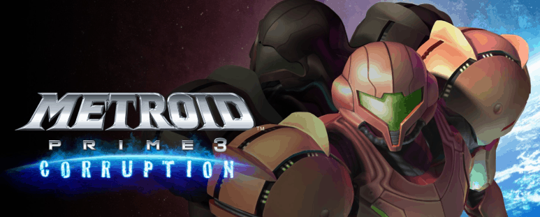 Metroid Prime 3: Corruption Wii Games