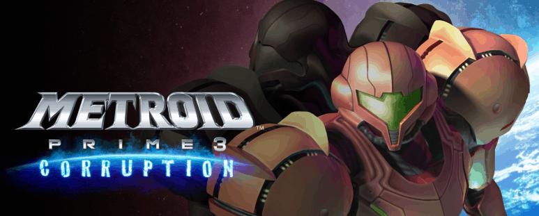 Metroid Prime 3: Corruption Wii Games