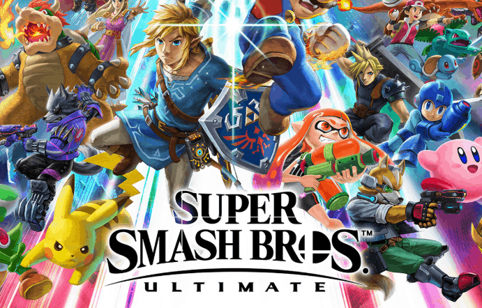 Super Smash Bros Wii Games
