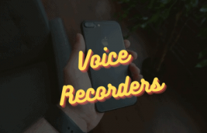 Voice Recorder Apps iPhone