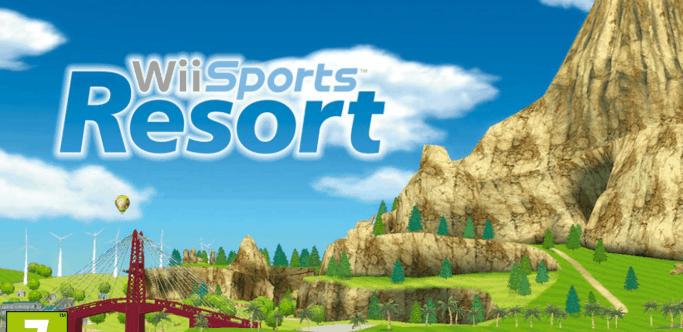 Wii Sports Resort Game
