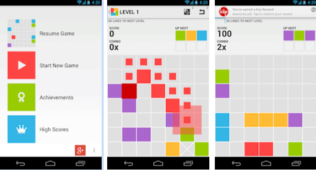 7x7 - Best Android Games Under 10 MB