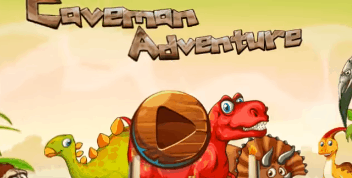 Caveman Adventure - Best Android Games Under 10 MB