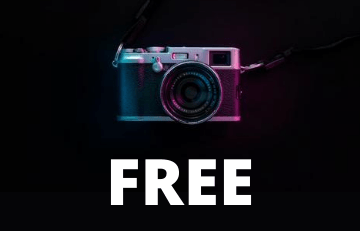 Nomao Camera is free to use.