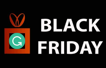 Grammarly Black Friday