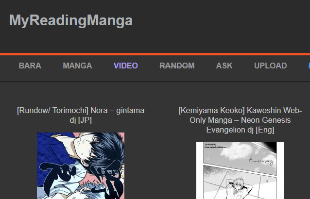 MyReadingManga - Best Manga Website