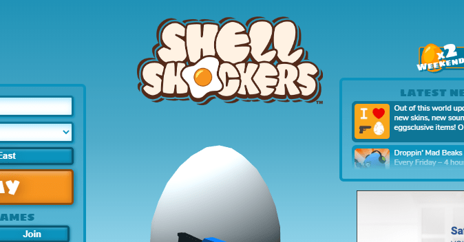 Shell Shockers Online Browser Games