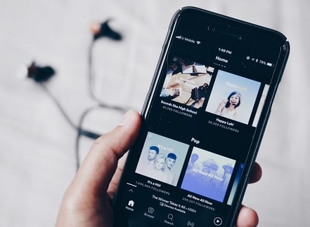 Spotify Premium High Quality Music Streaming