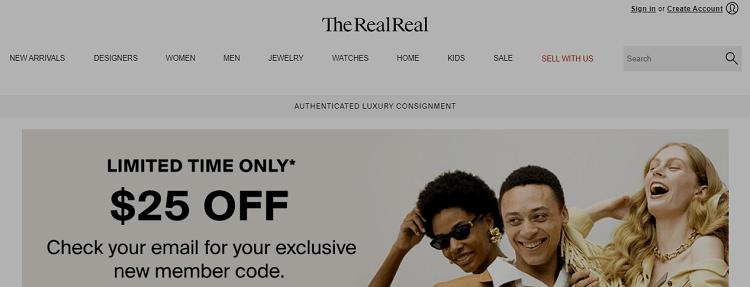 TheRealReal
