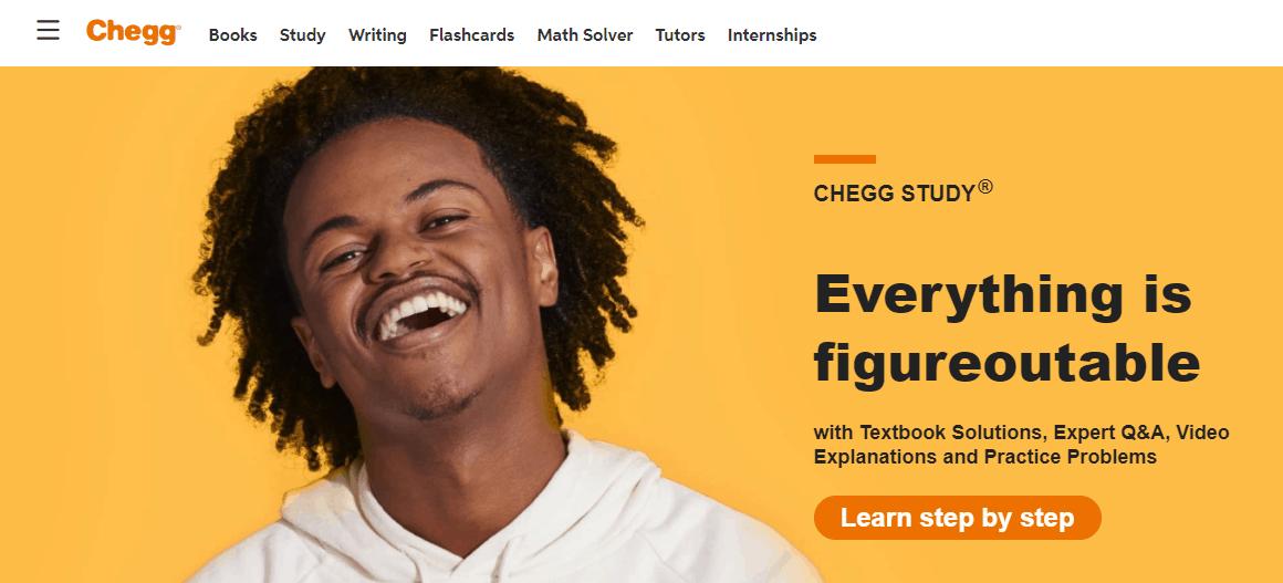 Chegg.com - The Best Alternative To Textsheet