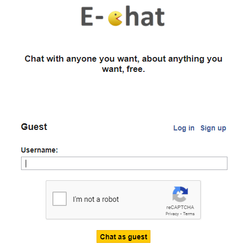 E-Chat.com Best Alternative Website To ChatStep