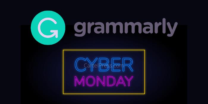 Grammarly Cyber Monday Sale 2020