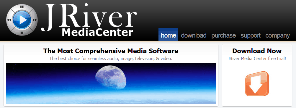 JRiver - Apps Like Kodi TV