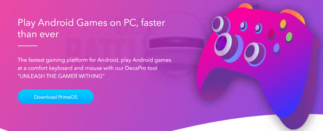 Prime OS Android Emulator For PC